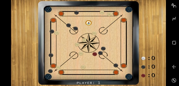 Mega Pocket Carrom