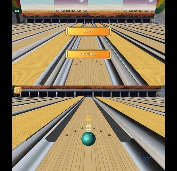 Simple Bowling - best bowling game for android