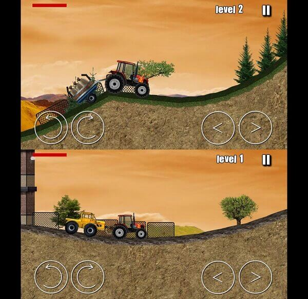 Tractor Mania - objects