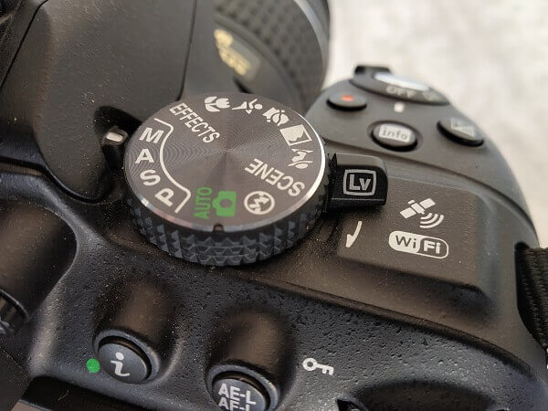 Wifi and Gps D5300