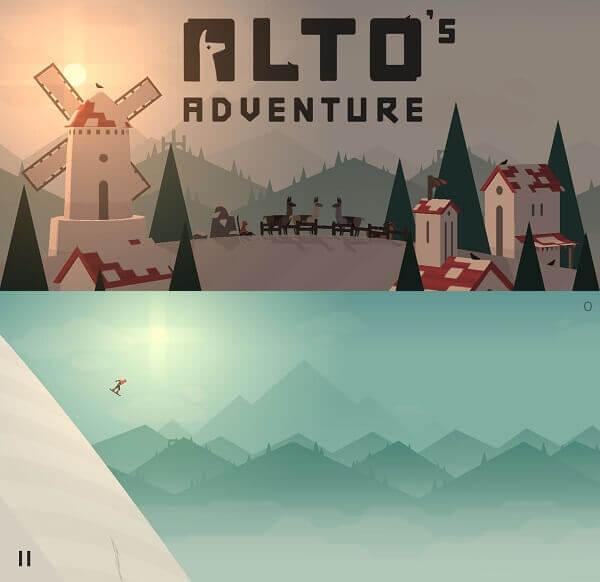 Alto Adventure - Best offline action adventure games