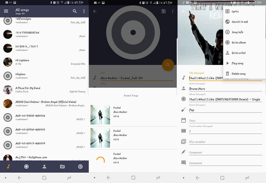 5 Best MP3 Tag Editor Apps For Android To Edit Metadata