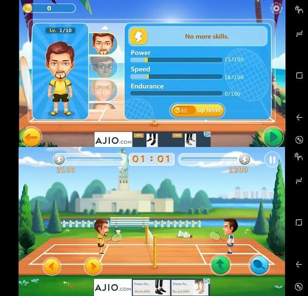 Badminton Star 2 - Best Badminton Games
