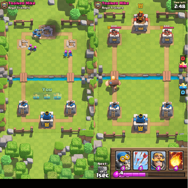 Best Games like Clash of clans - Clash Royale
