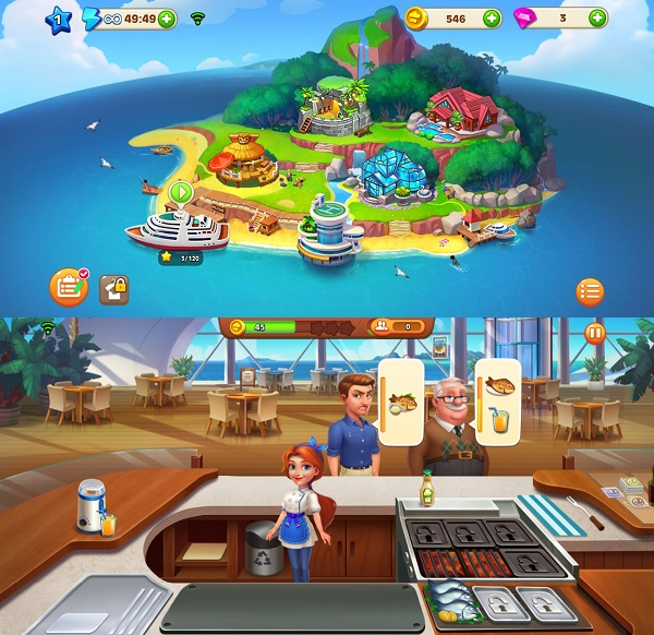 Cooking Joy - Best cooking games