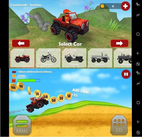 Hill Racing 3D