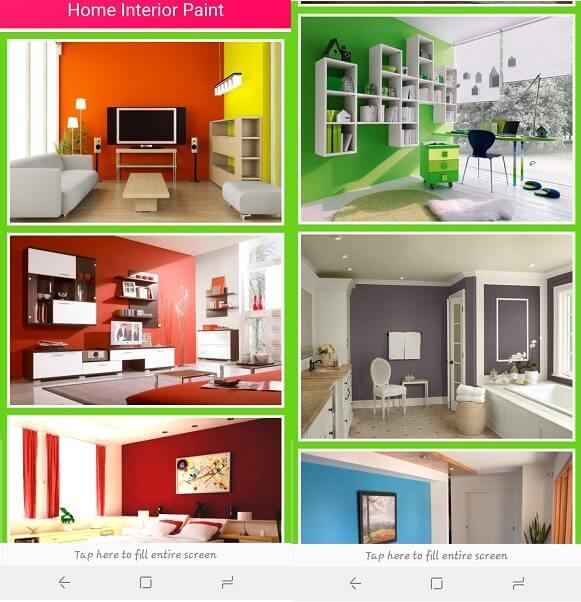 Home Interior Paint Design