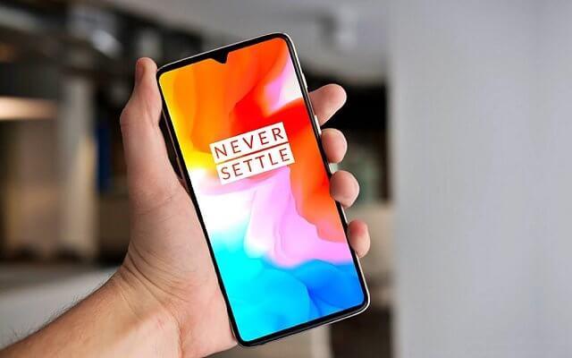 OnePlus 6T Design copy