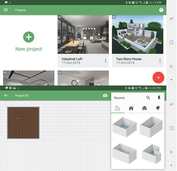 Planner 5D - Home designer apps