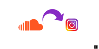 Put SoundCloud Songs On Instagram story