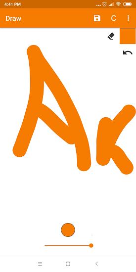 Simple Draw