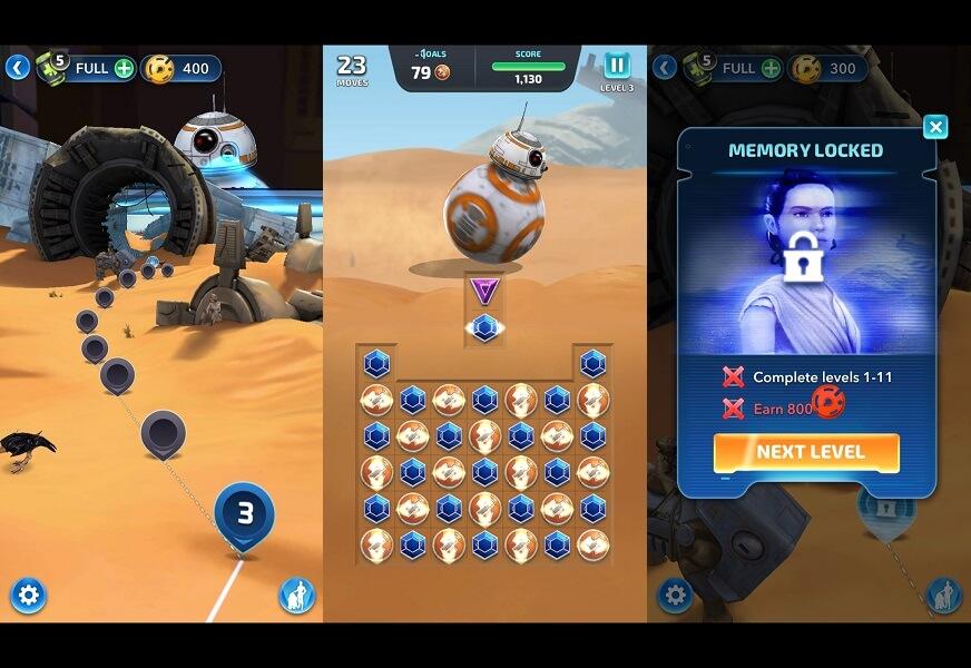 Star Wars - Puzzle Droids
