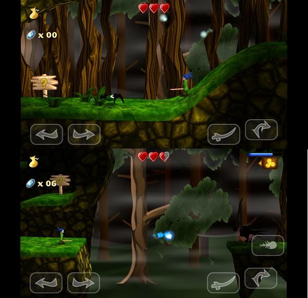 Swordigo - Best adventure games for Android