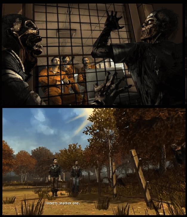 The Walkind Dead - Season One