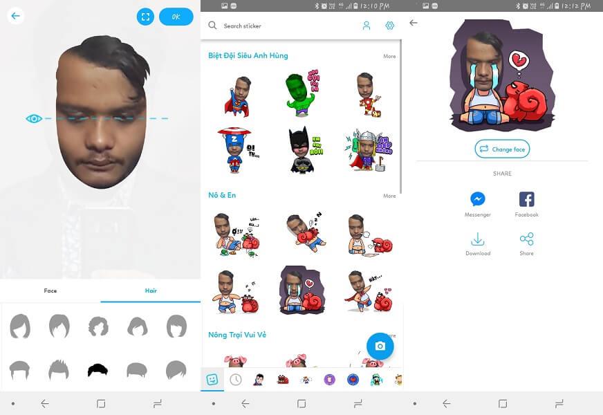 7 Apps Like Bitmoji To Create Your Cartoon Avatar And Stickers