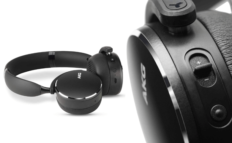 AKG Wireless Y500 - best accessories for galaxy devices