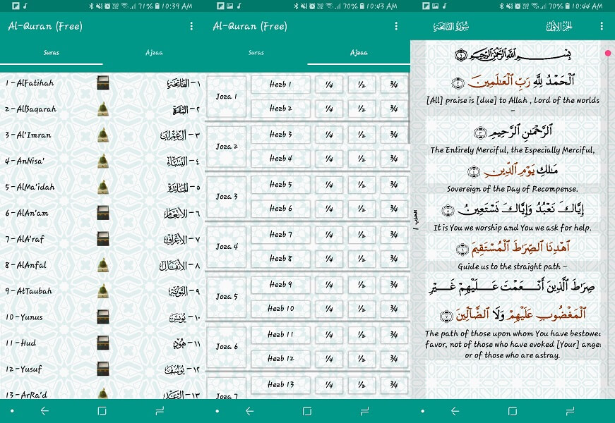 7 Best Quran Apps For Android And iPhone | TechUntold