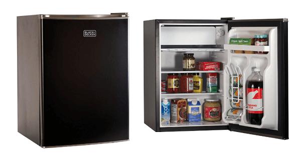 BLACK+DECKER - best compact freezer combo