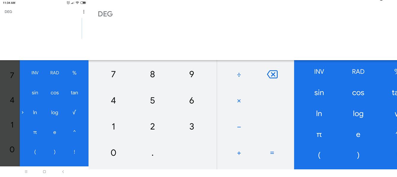 Google Calculator - best calculator app Android