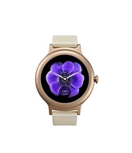 LG Smartwatch Style