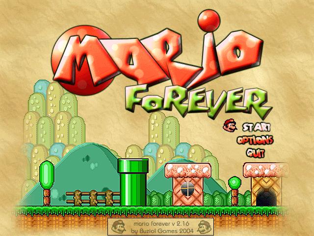 Mario Forever - Best Mario Games PC