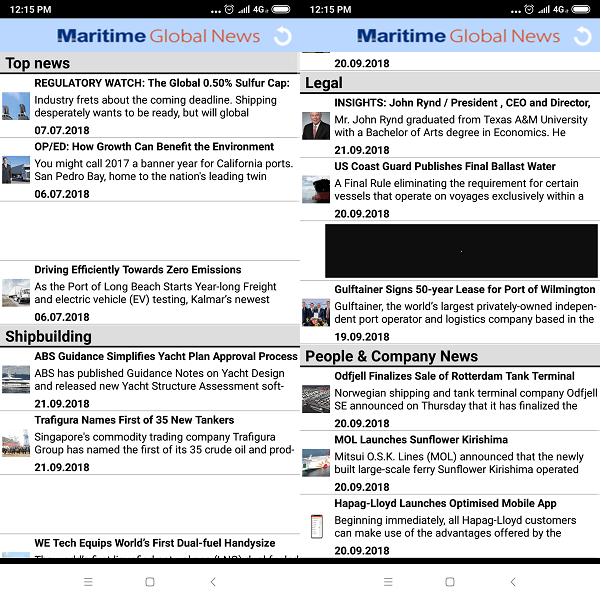best marine engineering apps - Maritime global news