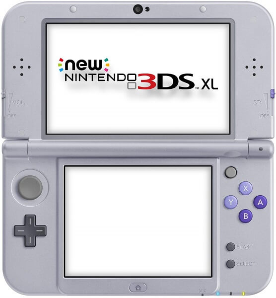 best gaming console for kids - Nintendo 3DS XL