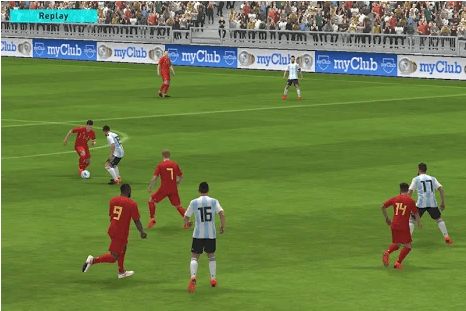 PES - best free football games