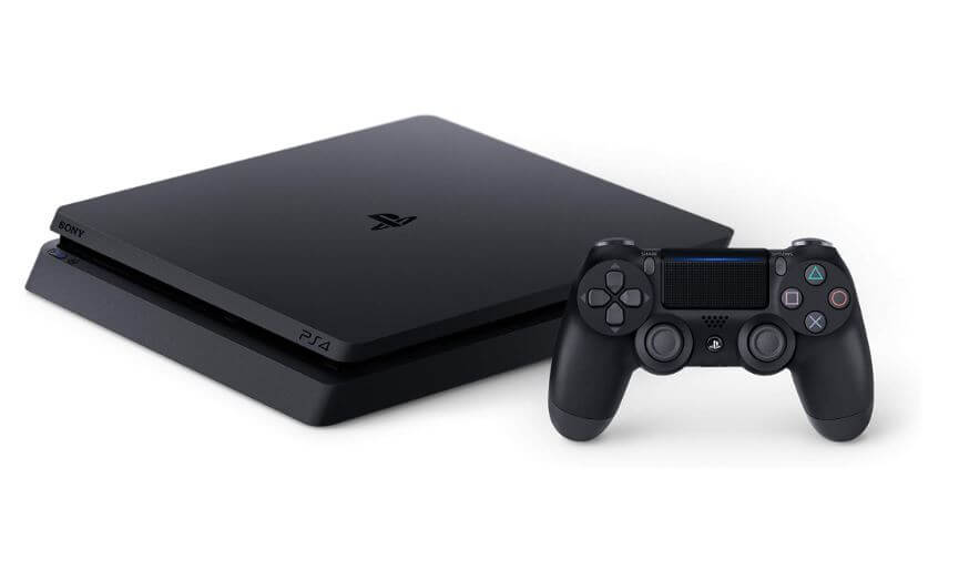 Playstation 4 Slim - top 10 gaming consoles