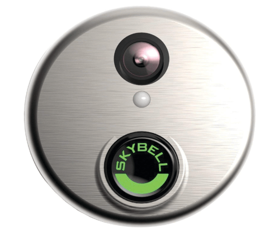 Best smart video doorbells - SkyBell HD