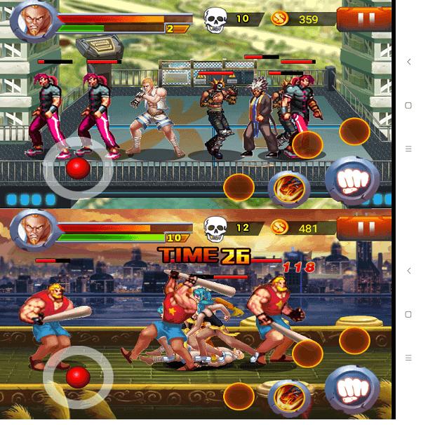 Street Fighting 3