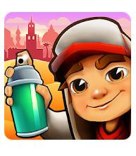 Subway surfers - Most downloaded Android games of all time