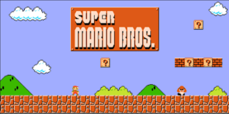 best mario games ever - Super Mario Bros