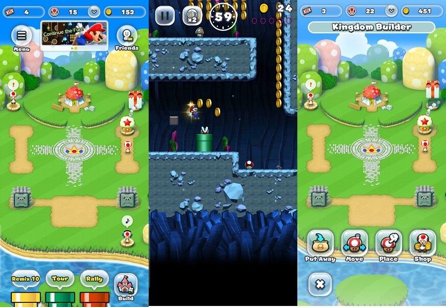 Super Mario Run - Best Mario games