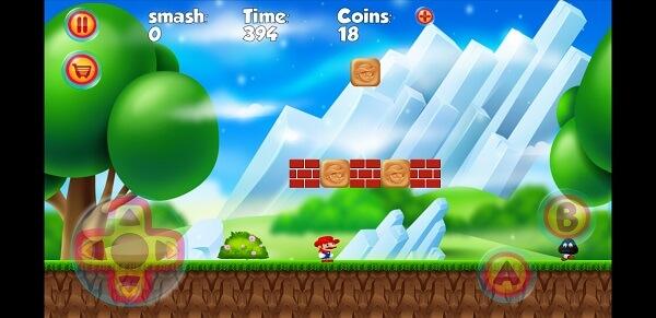 games like mario - Super jungle world