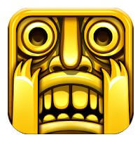 most downloaded games - Temple Run