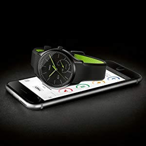 Timex IQ+ - thinnest smartwatch
