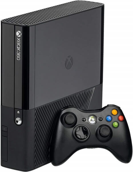 best gaming consoles to buy - XBox 360 E