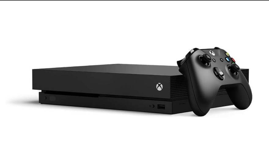 XBox One X - best gaming consoles