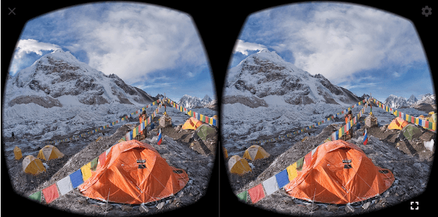 best virtual reality app - Expeditions