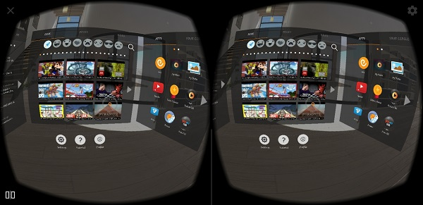 best vr apps for android and iphone - Fulldive VR