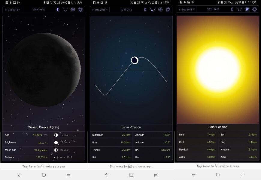 Luna Solaria app