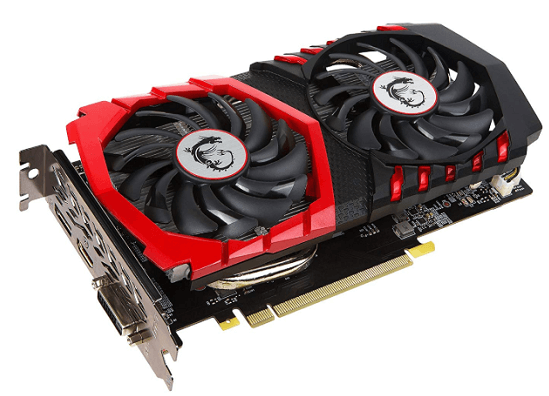 MSI Gaming GeForce GTX 1050 Ti