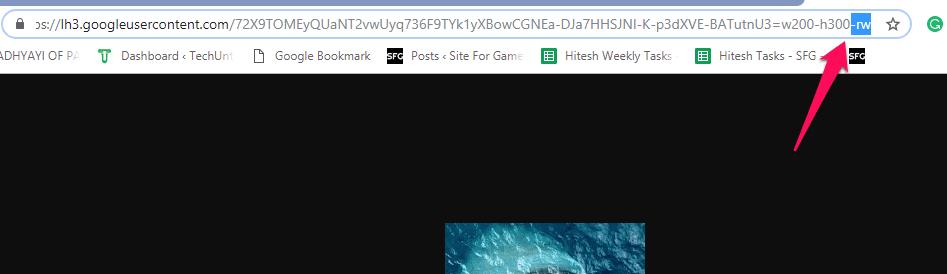 URL editing