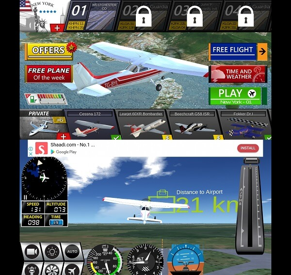 Flight Simulator X FlyWings