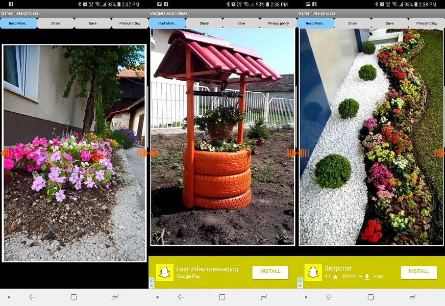 Garden Design Ideas - app for garden and landscaping design