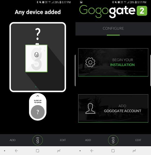 Gogogate 2 - Garage Door Opener Apps