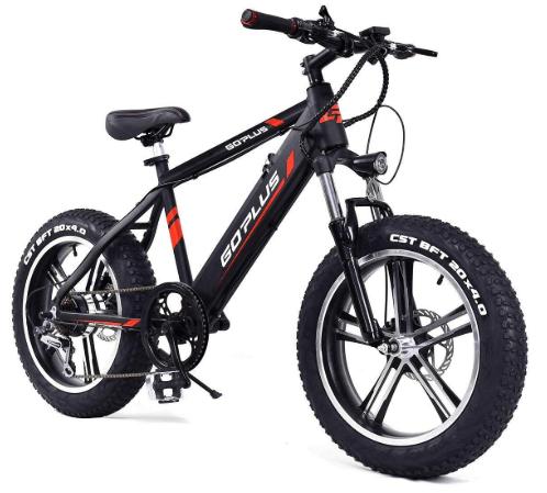 Goplus Electric Mountain Bike