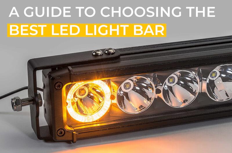 Best Light Bar >> Guide To Choosing The Best Led Light Bar Techuntold