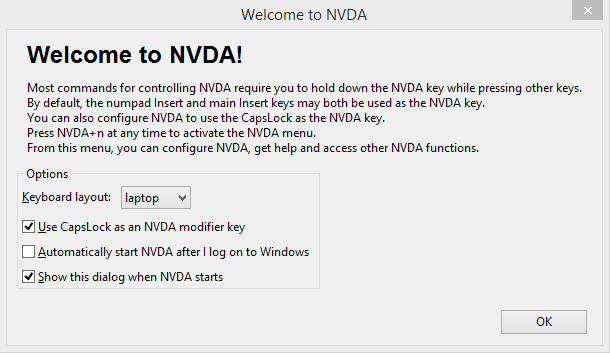 NVDA Screen reader - best screen reader software